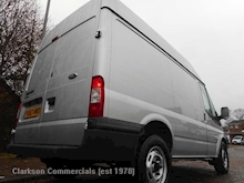 Ford Transit Transit T330 SWB 125ps/6 speed, with AC & rear racking system etc - Thumb 3