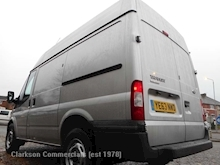 Ford Transit Transit T330 SWB 125ps/6 speed, with AC & rear racking system etc - Thumb 14