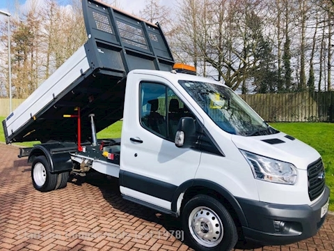 Ford Transit (just in) 350 2.2TDCi OneStop alloy tipper just 15000 miles