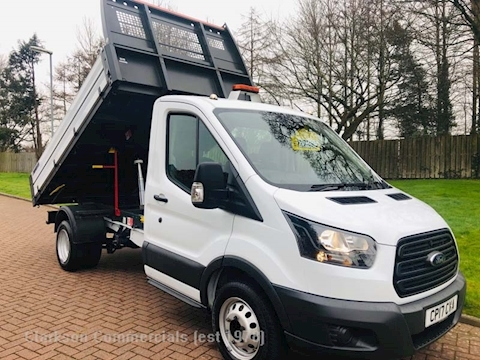 Ford Transit 350 2.2TDCi OneStop alloy tipper