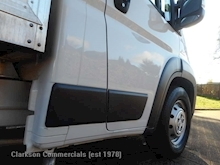 Fiat Ducato 35 Maxi 2.2 MultiJet LWB high sided with taillift & secure storage - Thumb 15