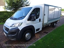 Fiat Ducato 35 Maxi 2.2 MultiJet LWB high sided with taillift & secure storage - Thumb 8