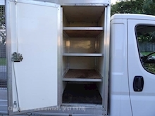 Fiat Ducato 35 Maxi 2.2 MultiJet LWB high sided with taillift & secure storage - Thumb 5