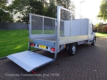 Fiat Ducato 35 Maxi 2.2 MultiJet LWB high sided with taillift & secure storage - Thumb 4