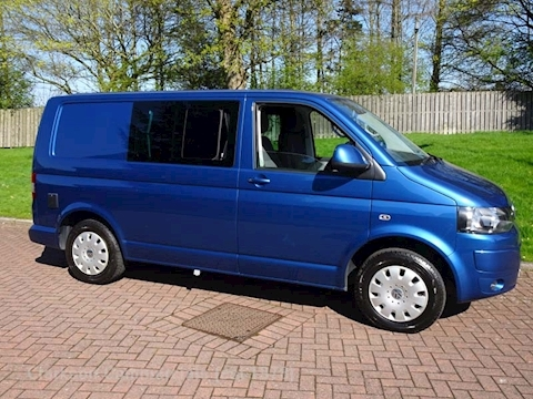 Volkswagen Transporter T30 2.0Tdi Trendline. Brand new unused just completed 2 berth conversion.
