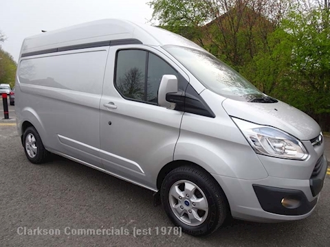 Ford Transit Custom 290 Limited L2H2 - Very rare size & spec