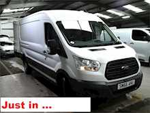 Ford Transit 350 L3H2 LWB with super low mileage