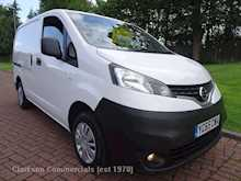 Nissan Nv200 Dci Acenta 1.5DCi 110ps / 6 speed / 39000 miles