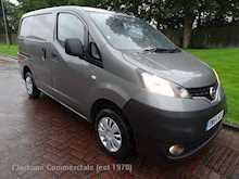 Nissan Nv200 Dci Acenta ..... Its not white !!