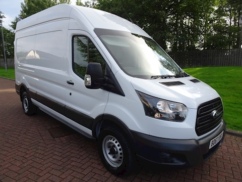 Ford Transit 350 2.0TDCi/130ps L3H3 (LWB medium roof) just 28000 miles