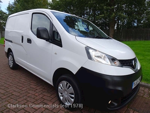 Nissan Nv200 Dci Acenta with just 18000 miles