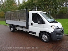 Citroen Relay 35 2.2HDi L3 LWB Alloy Dropside with high mesh extensions - Thumb 0