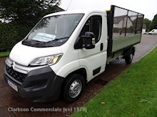 Citroen Relay 35 2.2HDi L3 LWB Alloy Dropside with high mesh extensions - Thumb 5