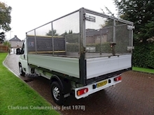 Citroen Relay 35 2.2HDi L3 LWB Alloy Dropside with high mesh extensions - Thumb 2