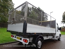 Citroen Relay 35 2.2HDi L3 LWB Alloy Dropside with high mesh extensions - Thumb 4