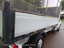 Citroen Relay 35 2.2HDi L3 LWB Alloy Dropside with high mesh extensions - Thumb 10
