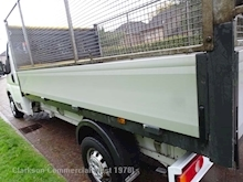 Citroen Relay 35 2.2HDi L3 LWB Alloy Dropside with high mesh extensions - Thumb 11