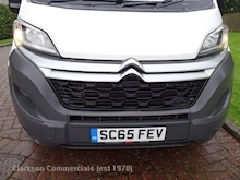 Citroen Relay 35 2.2HDi L3 LWB Alloy Dropside with high mesh extensions - Thumb 17