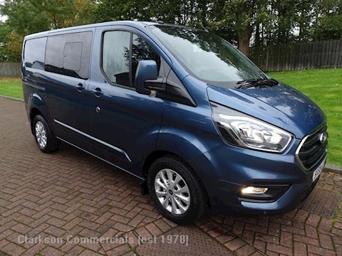 Ford Transit Custom 300 L1H1 Limited Double Cab Automatic