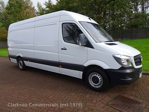 Mercedes-Benz Sprinter 314Cdi only 21000 miles warranty until March 2021