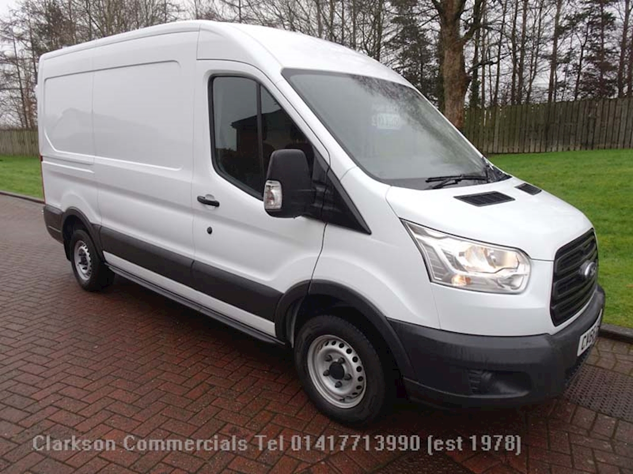 Ford Transit 290 L2H2 (medium wheelbase) 2.2TDCi 2.2 Panel Van Manual Diesel