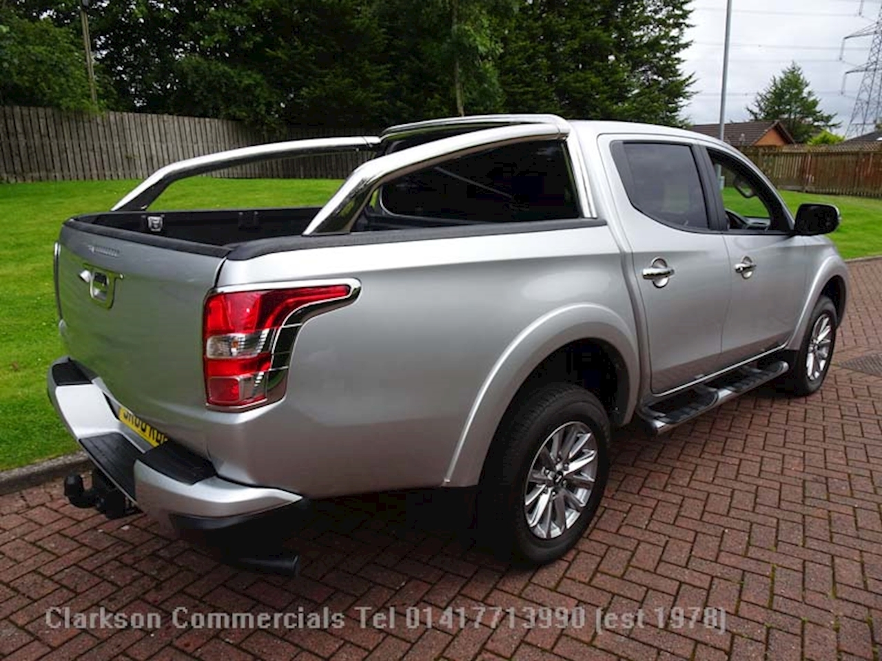 Mitsubishi L200 Di-D 4X4 Barbarian Double Cab (vat free) 2.4 Pick-Up Automatic Diesel