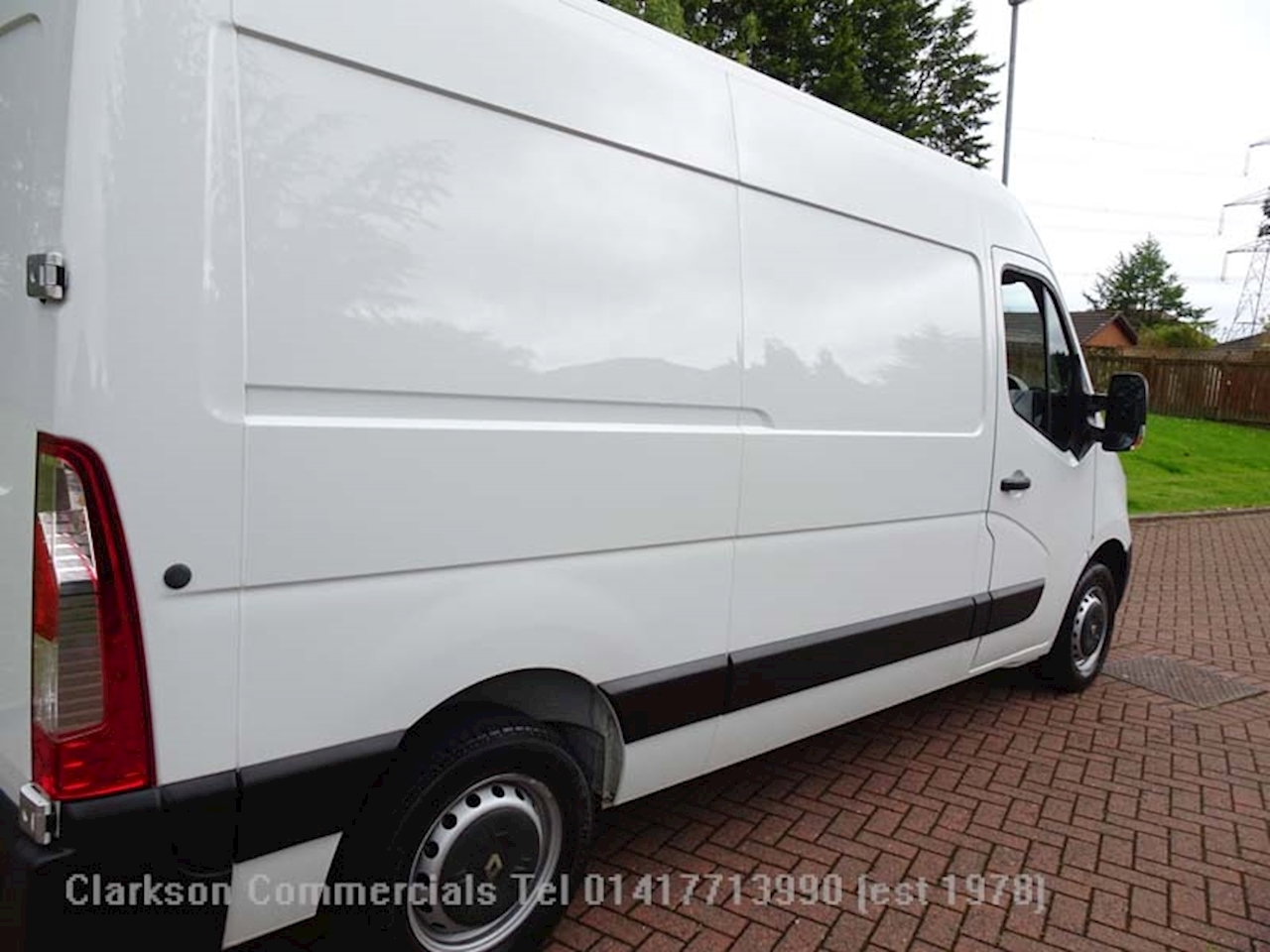 Renault Trucks Master MM35 DCI125 Medium wheelbase 2.3 Panel Van Manual Diesel