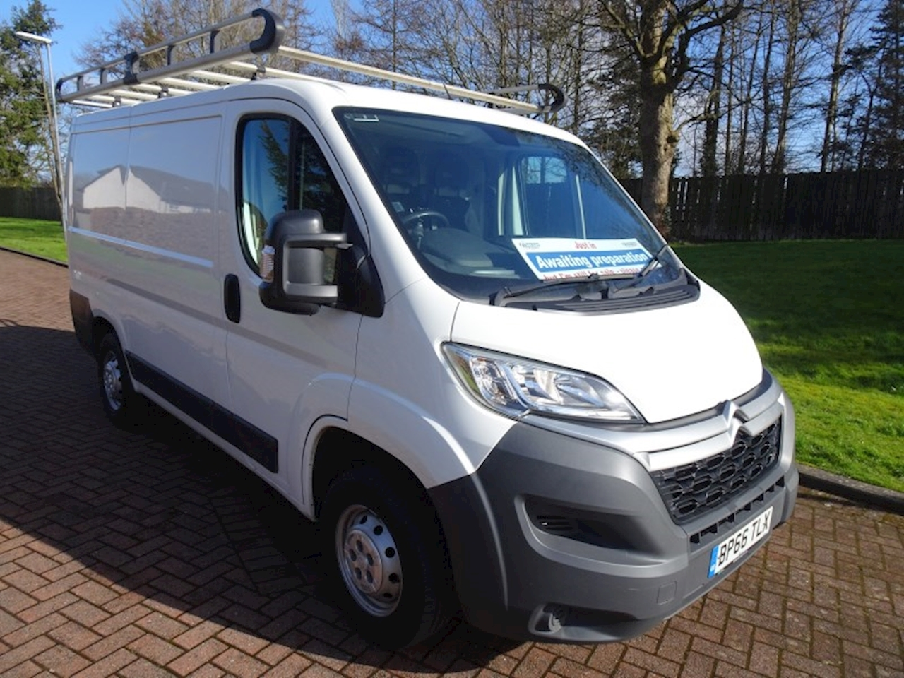 Citroen Relay 30 L1h1 Bluehdi Panel Van 2.0 Manual Diesel