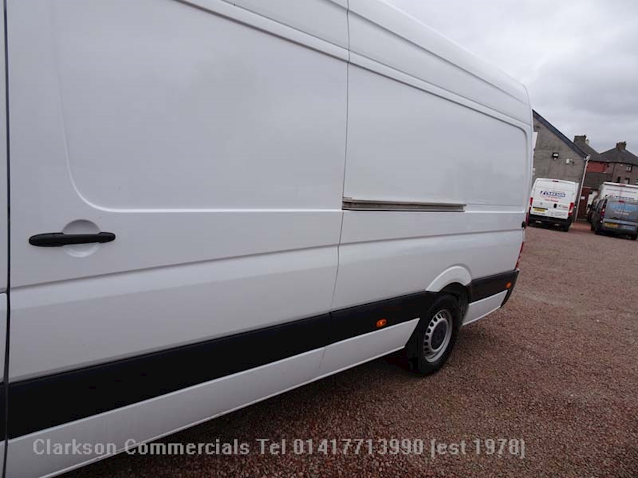 Mercedes-Benz Sprinter 314Cdi 4.0m long wheel wheelbase 2.1 Panel Van Manual Diesel