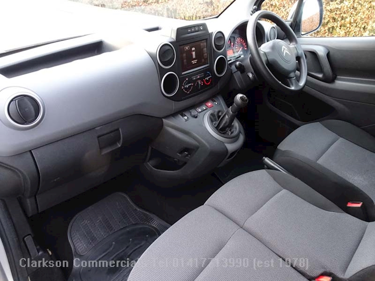 Citroen Berlingo 625 Enterprise L1 Bluehdi Panel Van 1.6 Manual Diesel