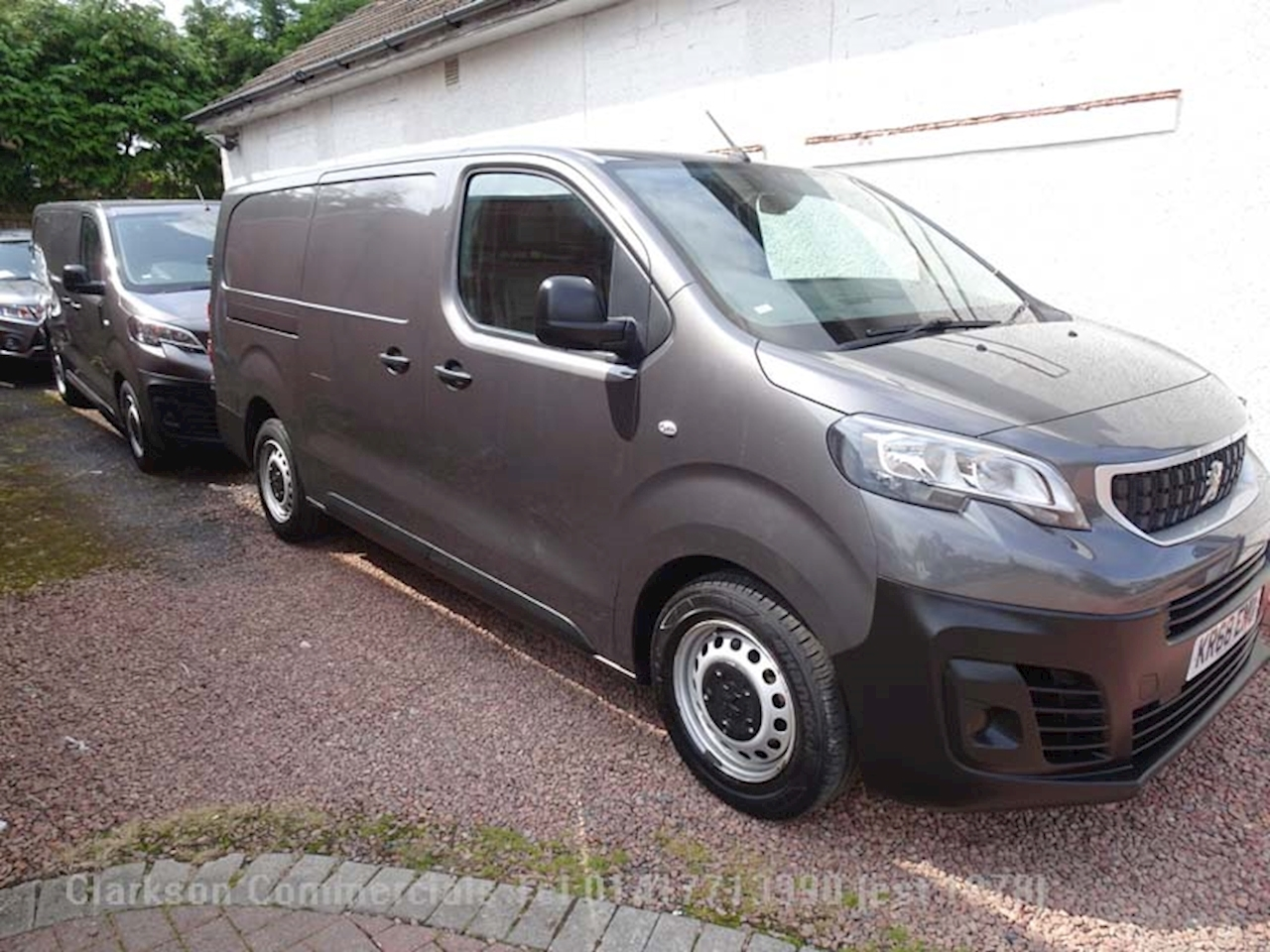 Peugeot Expert Blue Hdi Professional Long 2.0 120ps (choice) 2.0 Panel Van Manual Diesel