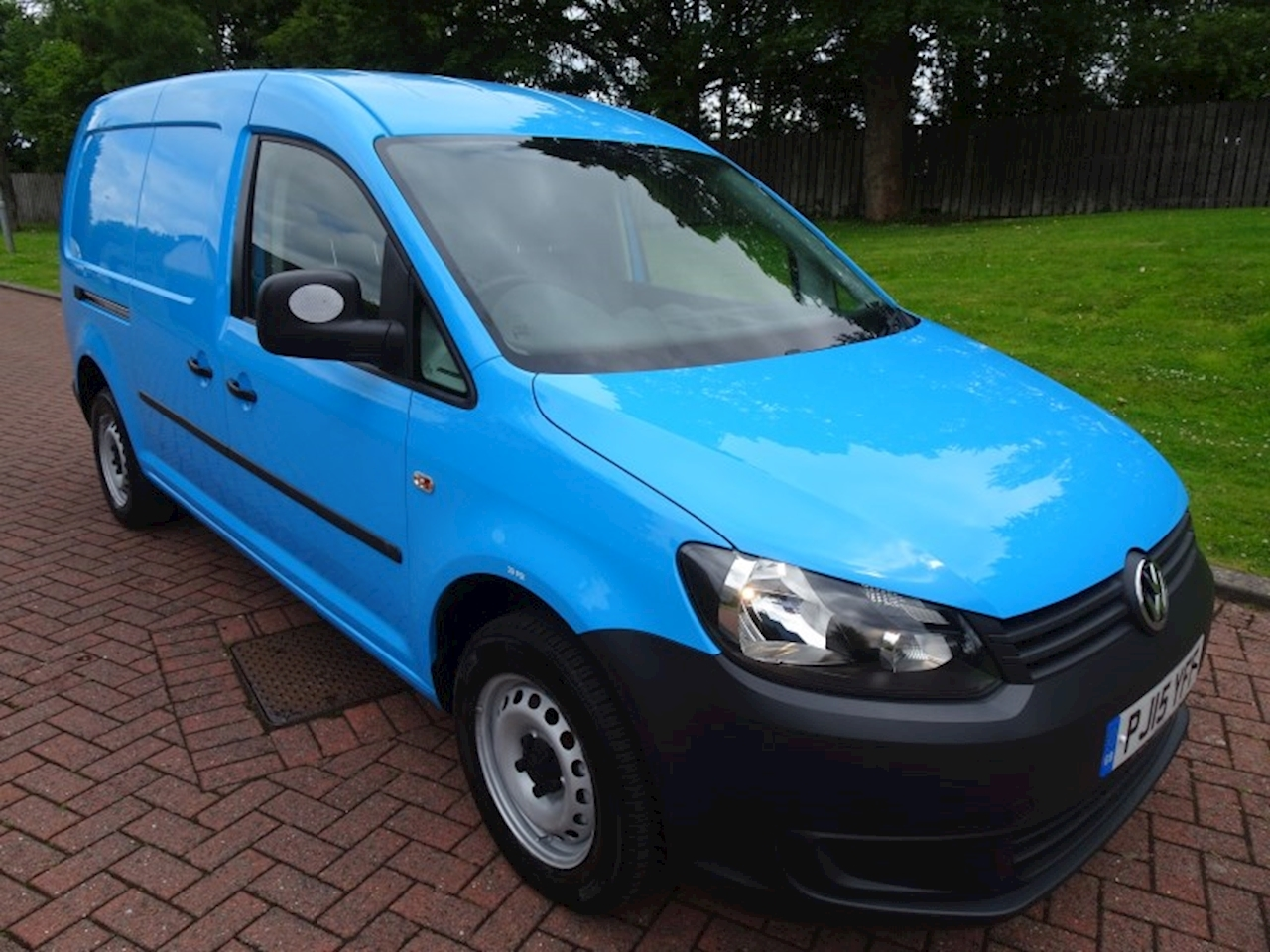 Volkswagen Caddy C20 Tdi Startline Panel Van 1.6 Manual Diesel