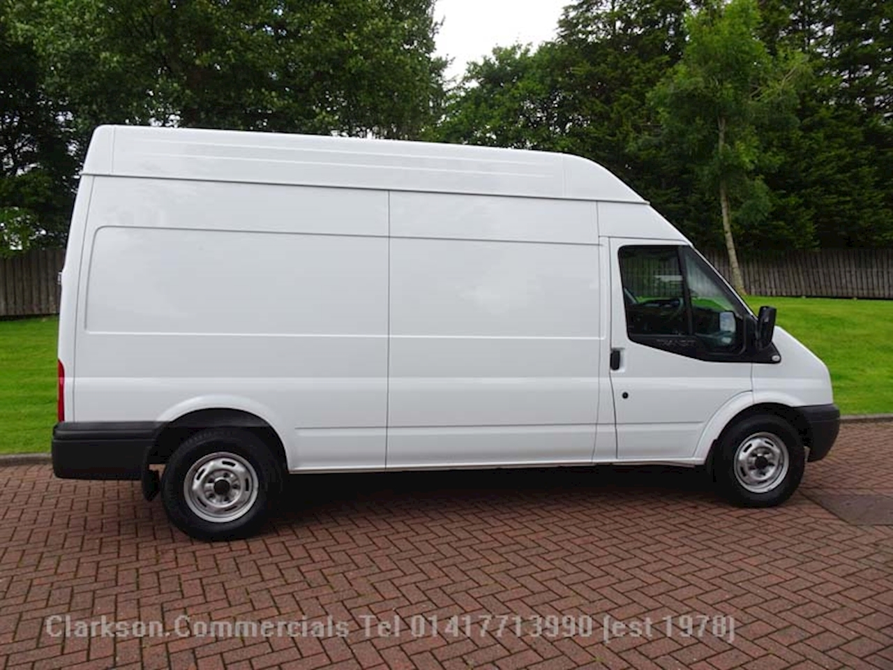 Ford Transit 2.2 TDCi 330 LWB High Roof Diesel Manual RWD 2.2 3dr High Roof Manual Diesel