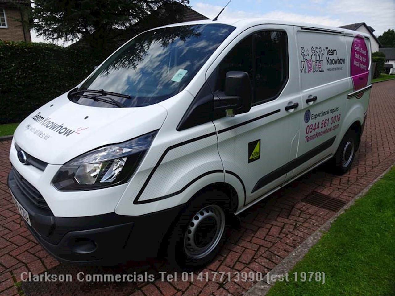 Ford Transit Custom 2.0 TDCi 340 Panel Van 5dr Diesel Manual L1 H1 (172 g/km, 128 bhp) Panel Van 2.0 Manual Diesel