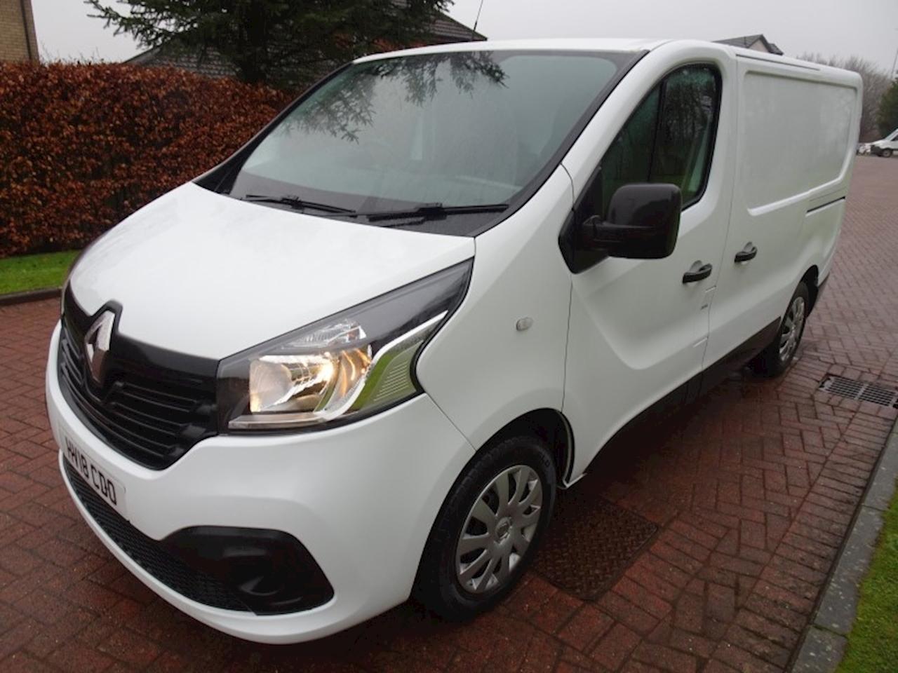 Renault Trafic Business+ Panel Van 1.6 Manual Diesel