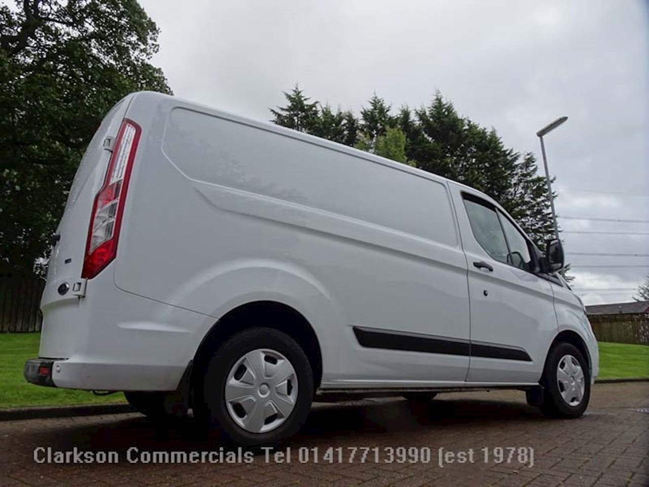 Ford Transit Custom Trend Panel Van 2.0 Manual Diesel