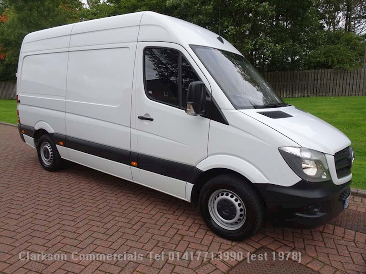Mercedes-Benz Sprinter 314 Cdi Medium wheelbase 2.1 5dr Panel Van Manual Diesel