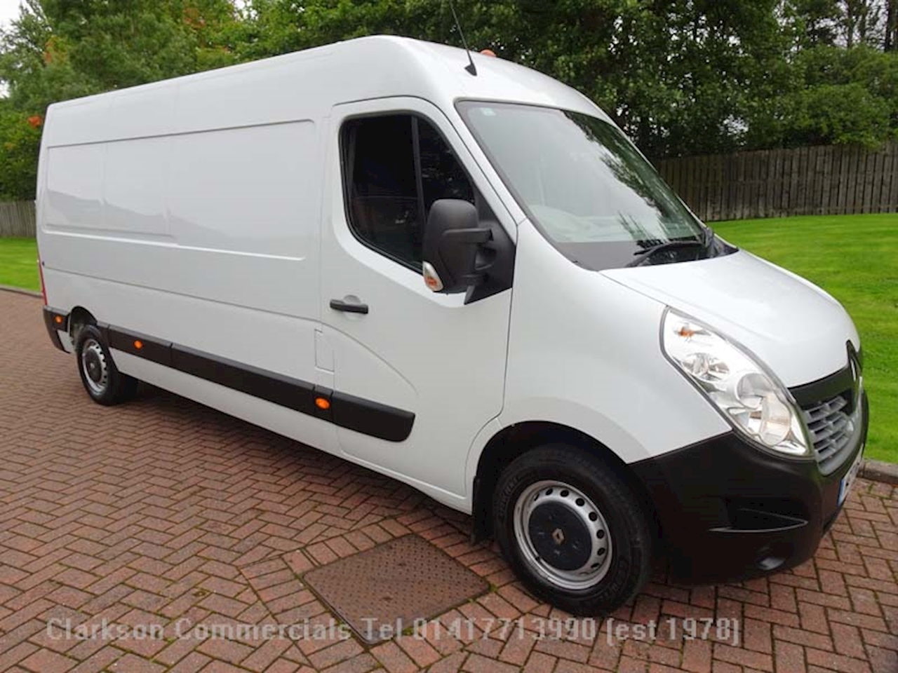 Renault Master Business Panel Van 2.3 Manual Diesel