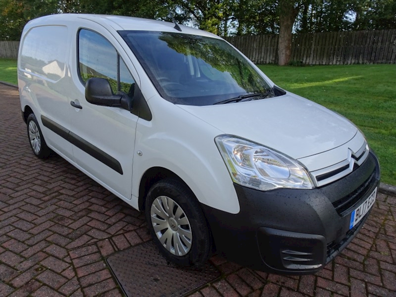 Citroen Berlingo Enterprise L1 Panel Van 1.6 Manual Diesel