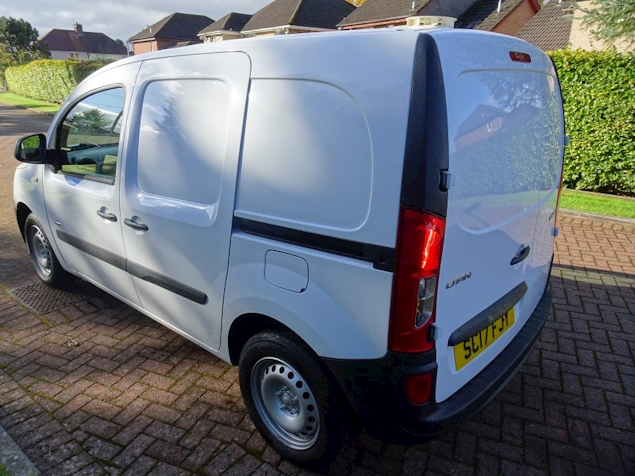 Mercedes-Benz Citan 1.5 109 CDi BlueEFFICIENCY Panel Van 5dr Diesel Manual L2 EU5 (s/s) (90 ps) Panel Van 1.5 Manual Diesel