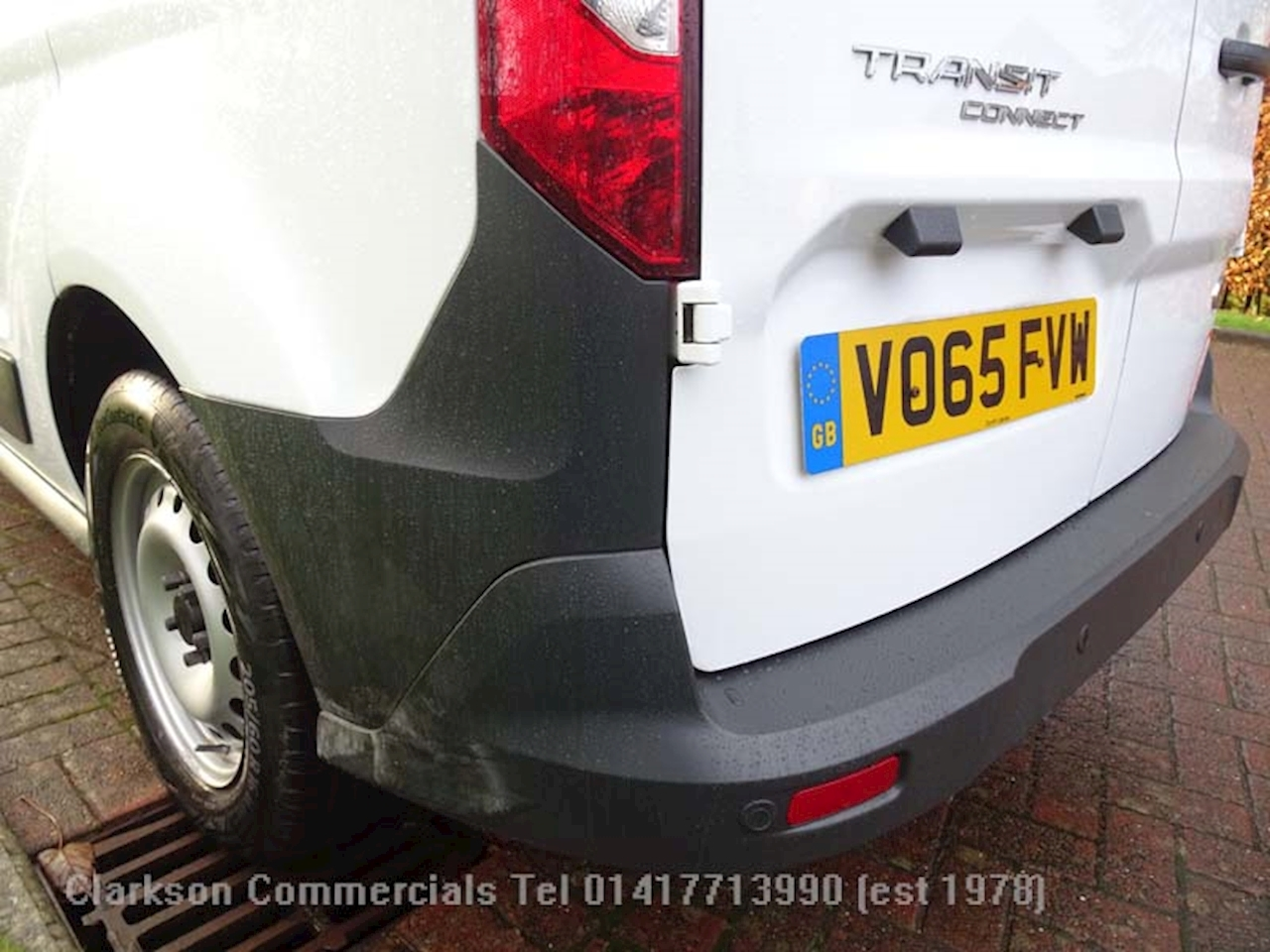 Ford Transit Connect 1.6 TDCi 200 Panel Van 4dr Diesel Manual L1 (124 g/km, 74 bhp) Panel Van 1.6 Manual Diesel