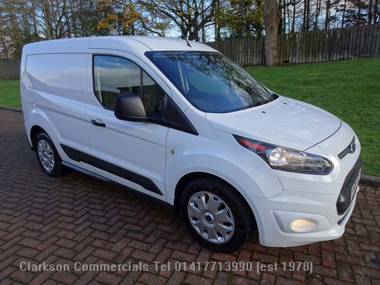 Ford Transit 230 Connect Trend L1H1 1.5 5dr Panel Van Manual Diesel