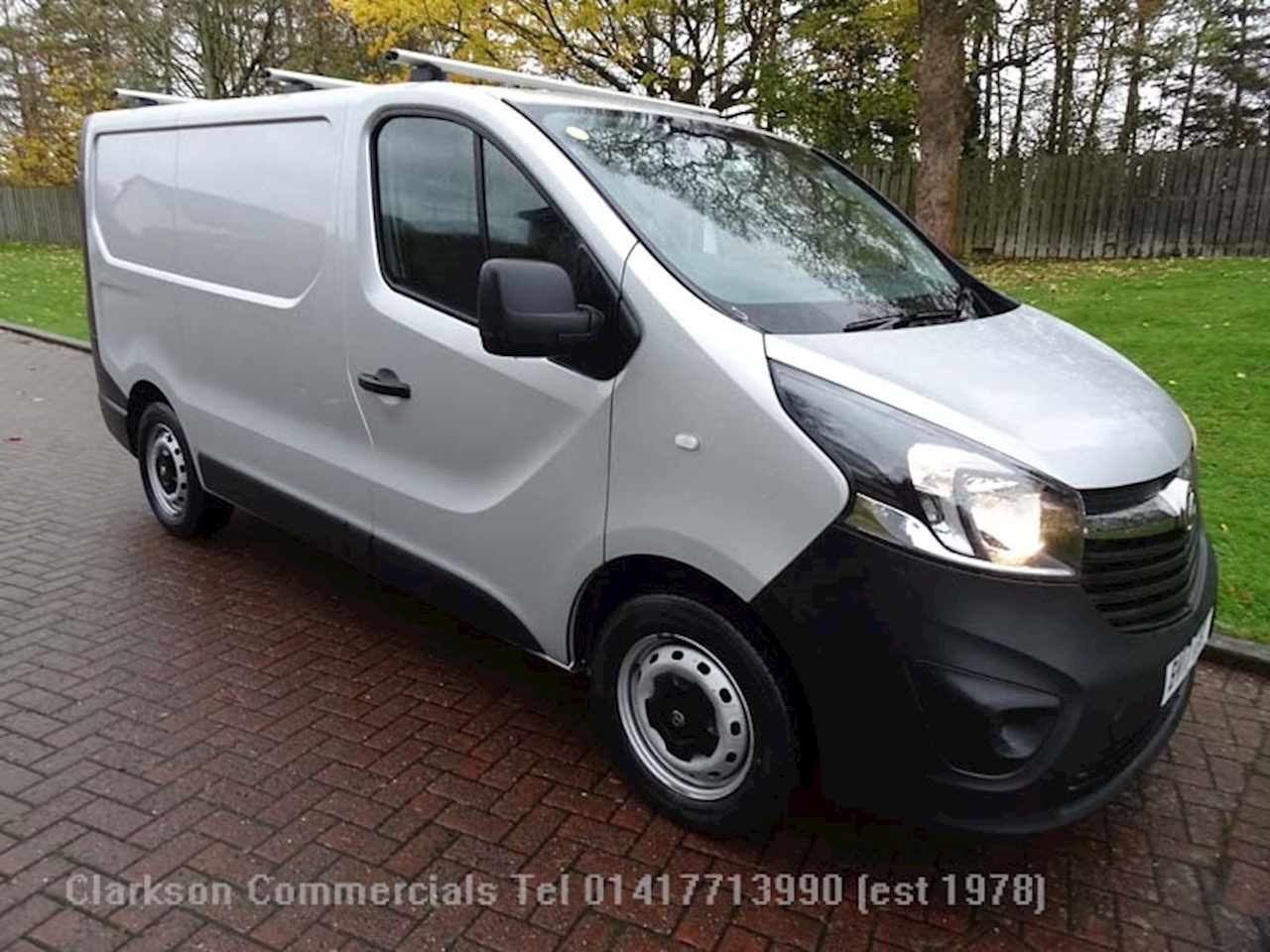 Vauxhall Vivaro 1.6 CDTi 2700 ecoFLEX Panel Van Diesel Manual Panel Van Manual Diesel