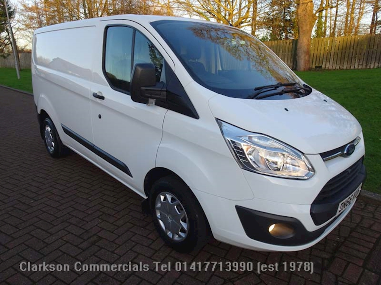Ford Transit Custom Trend L1H1 2.2 5dr Panel Van Manual Diesel