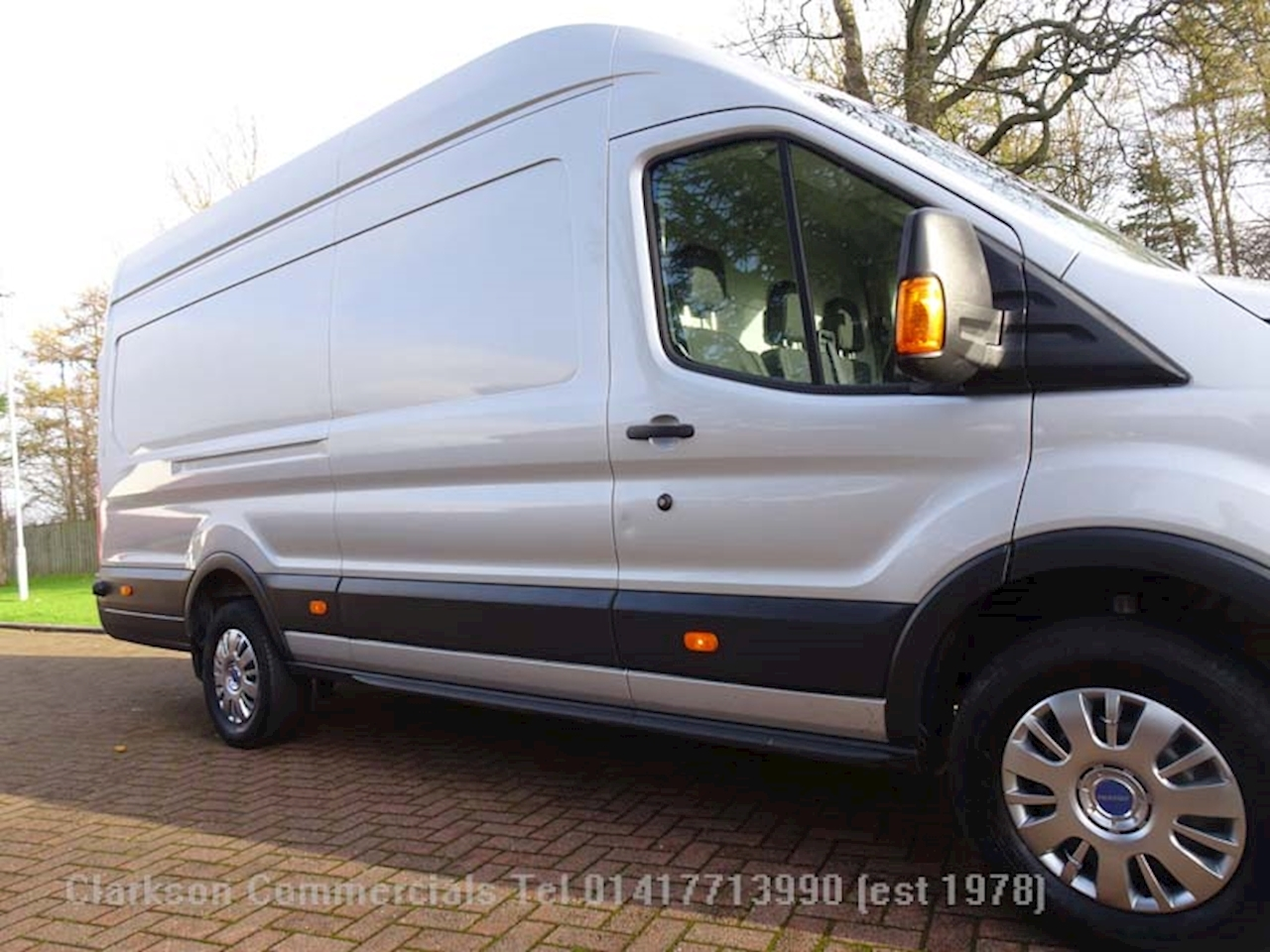 Ford Transit 2.0 350 L4H3 EcoBlue Panel Van Diesel (170 ps) 2.0 5dr Panel Van Manual Diesel