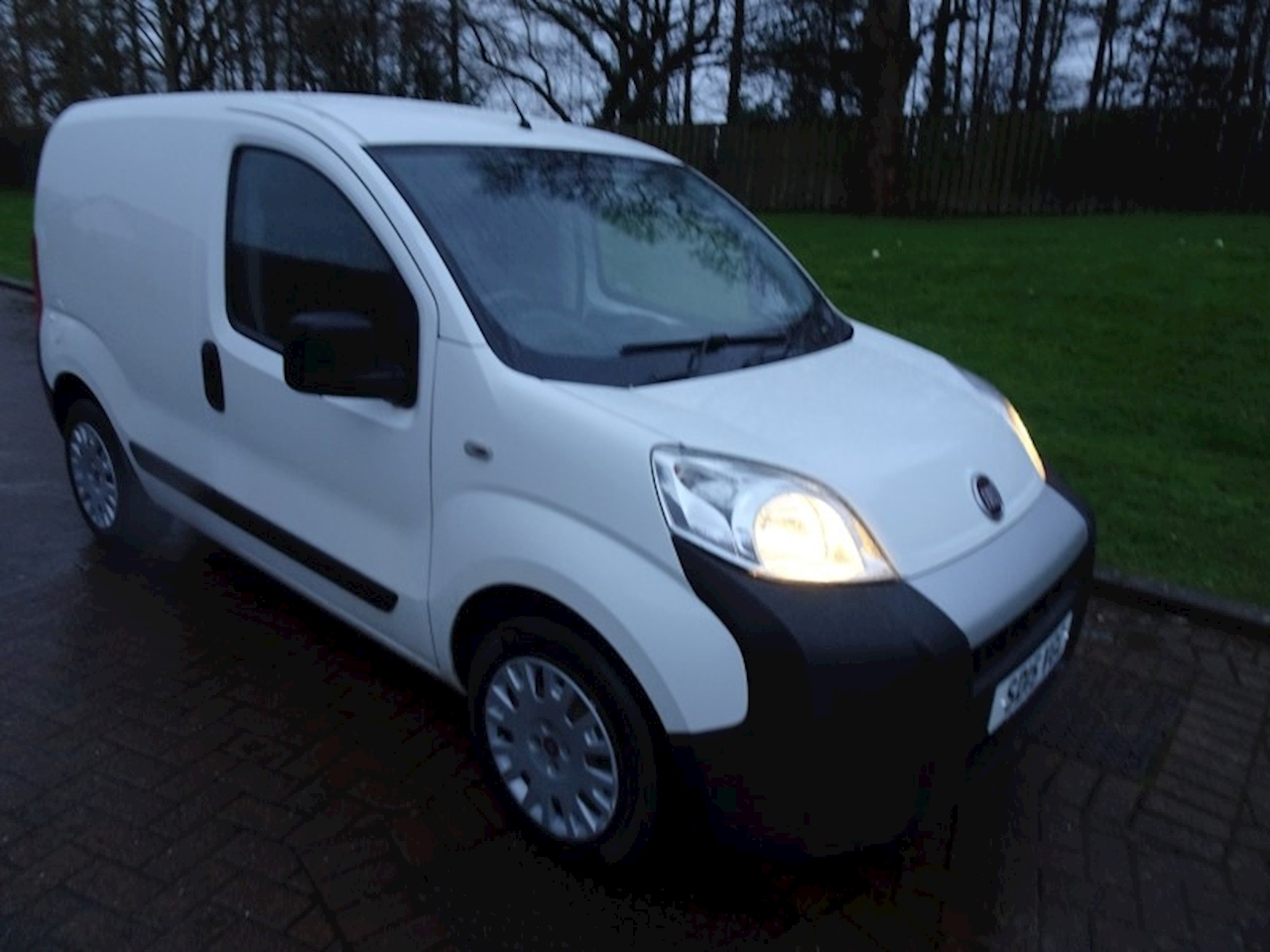 Fiat Fiorino Fiorino Cargo 1.3 75 Multijetii Sx Car Derived Van 1.3 Manual Diesel