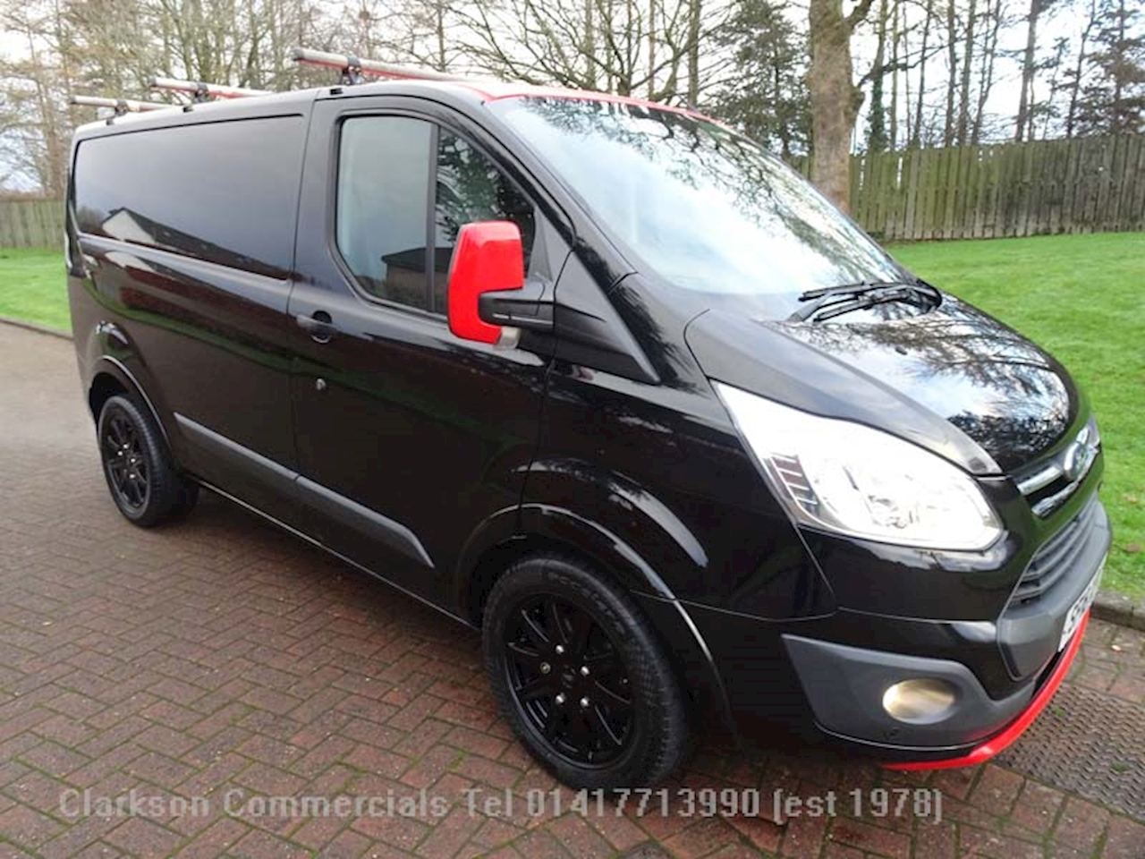 Ford Transit Custom 290 Trend 'Colour Edition' 2.0 Panel Van Manual Diesel