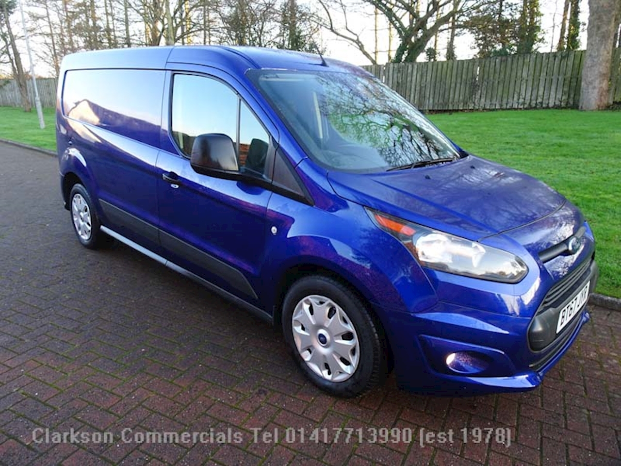 Ford Transit 210 Connect L2H1 TREND model 1.5 Panel Van Manual Diesel
