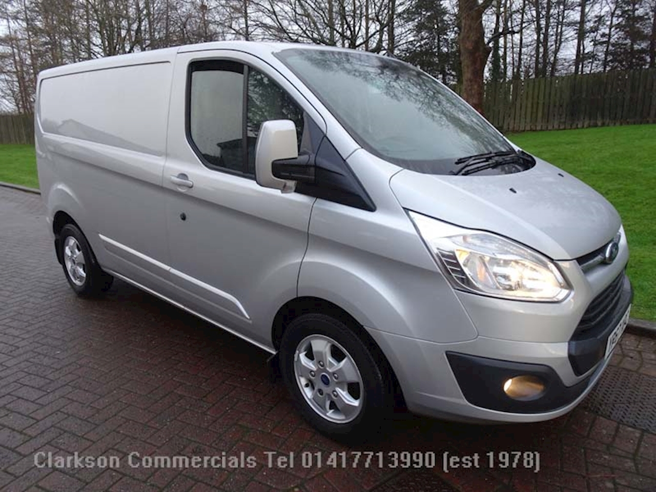 Ford Transit Custom 290 Limited L1H1 130ps 2.0 Panel Van Manual Diesel