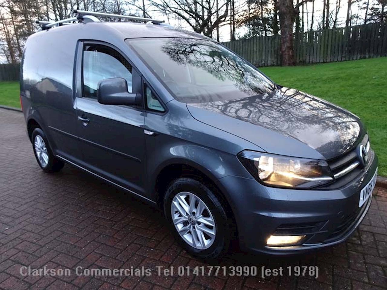 Volkswagen Caddy C20 1.6TDi Highline 1.6 5dr Panel Van Manual Diesel